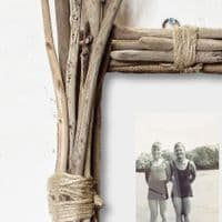 Castaway Driftwood Picture Frame | Photo Frame | Julia Horberry